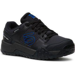 Five Ten Impact Low, black/power blue - Radschuhe