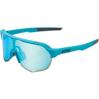 100% S2 Peter Sagan LE inkl. WS, blue topaz/Lens: ml mir - Sportbrille