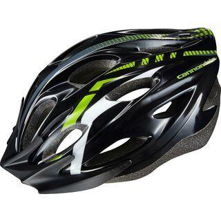 Cannondale Quick, black/green - Fahrradhelm
