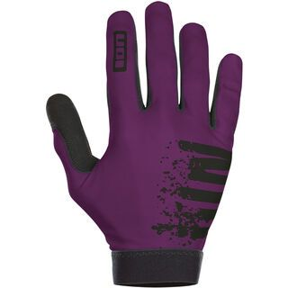 ION Gloves Scrub, pink isover - Fahrradhandschuhe