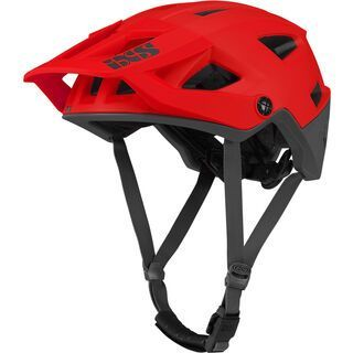 IXS Trigger AM, fluor red - Fahrradhelm