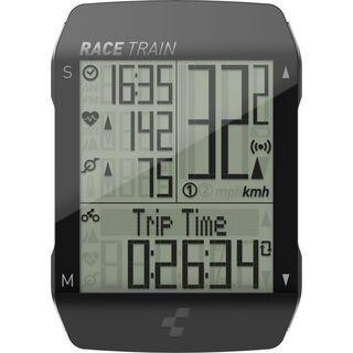 Cube Race Train black