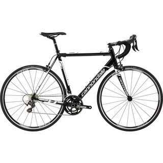 Cannondale CAAD8 105 5 2016, black/white - Rennrad