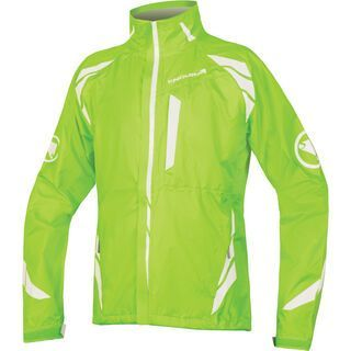 Endura Luminite II Jacket, neon-grün - Radjacke
