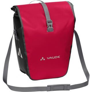 Vaude Aqua Back Single, indian red - Fahrradtasche