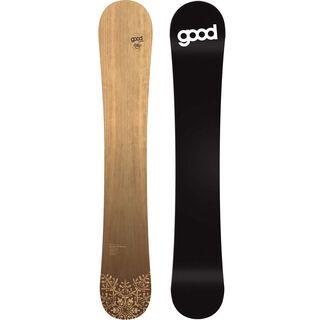 goodboards Legends Camber X-Wide 170 cm 2017, kirsche - Snowboard