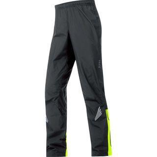 Gore Bike Wear Element Windstopper Active Shell Hose, black/neon yellow