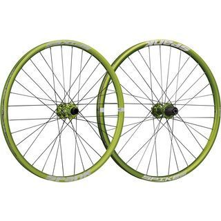 Spank Spike Race 28 Wheelset 26, emerald green - Laufradsatz