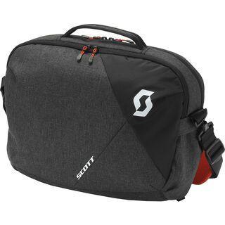 Scott Messenger 18 Bag, dark grey/red clay - Messenger Bag