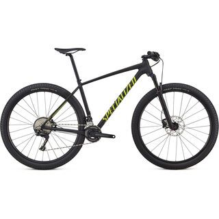 Specialized Chisel Expert 2x 2018, black/green - Mountainbike