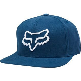 Fox Instill Snapback Hat, navy/white - Cap