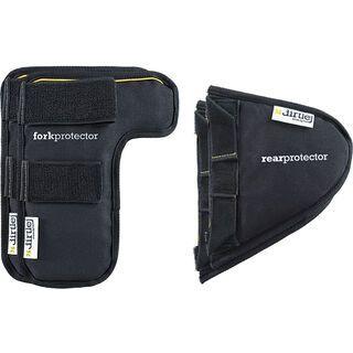 dirtlej Bikeprotection Basic Package - Rahmenpolster