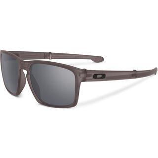 Oakley Sliver Foldable, matte grey ink/black iridium - Sonnenbrille