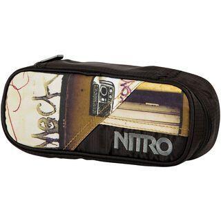 Nitro Pencil Case, berlin graffiti