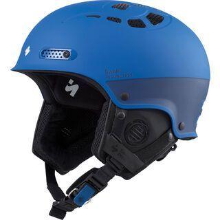 Sweet Protection Igniter II, matte flash blue - Skihelm