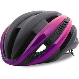 Giro Synthe MIPS, black/pink - Fahrradhelm