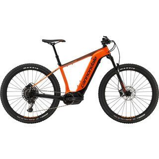 Cannondale Cujo Neo 1 2019, hazard orange - E-Bike