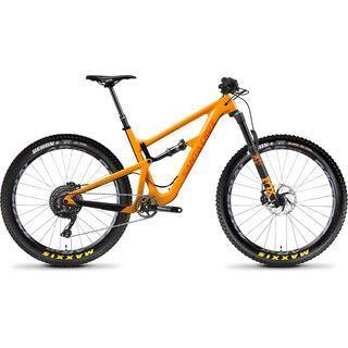 Santa Cruz Hightower C XE 27.5 Plus 2018, orange - Mountainbike