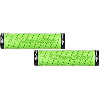 Lizard Skins Logo Lock-On Grips green/black