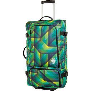 Nitro Team Carry On Bag, blur - Trolley