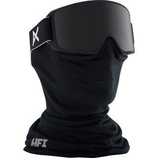 Anon M3 MFI inkl. Wechselscheibe, black/Lens: polarized smoke - Skibrille