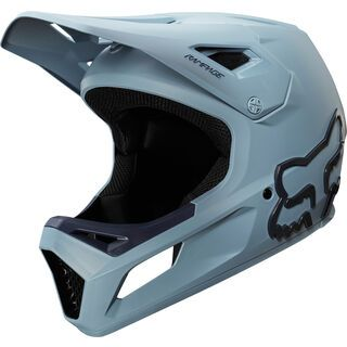 Fox Rampage Helmet, light blue/navy - Fahrradhelm