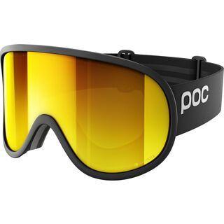 POC Retina Big Clarity Spektris Orange uranium black