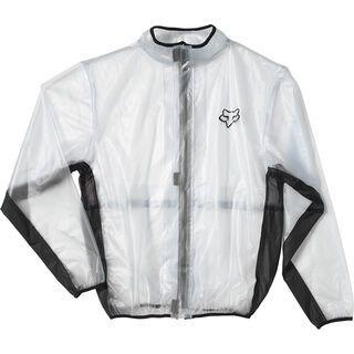 Fox MX Fluid Jacket, clear - Radjacke