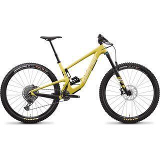 Santa Cruz Megatower C S Air 2021, amarillo yellow - Mountainbike