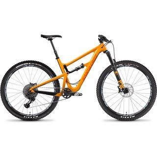 Santa Cruz Hightower C S 29 2018, orange - Mountainbike