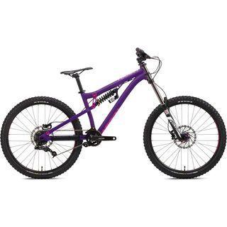 NS Bikes Soda EVO Coil 2016, purple - Mountainbike