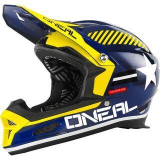 ONeal Fury RL Helmet Afterburner, blue - Fahrradhelm