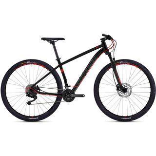 Ghost Kato 6.9 AL 2018, black/gray/neon red - Mountainbike