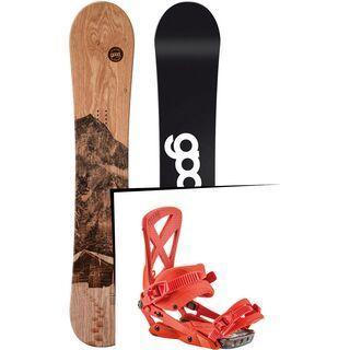 Set: goodboards Wooden 2017 + Nitro Phantom (1691284S)