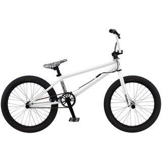 GT Slammer 2012, Satin White - BMX Rad