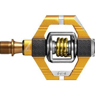 Crank Brothers Candy 11, gold - Pedale