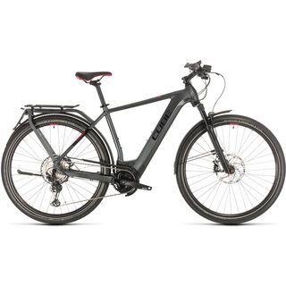 Cube Kathmandu Hybrid 45 2020, iridium´n´red - E-Bike