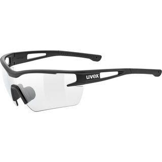 uvex sportstyle 116 v, black mat/Lens: variomatic smoke - Sportbrille