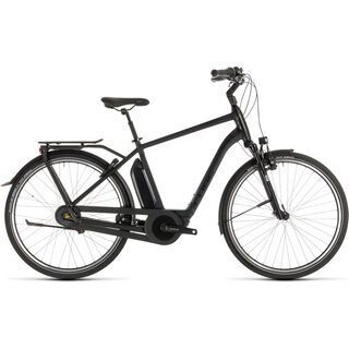 Cube Town Hybrid EXC 500 2019, black edition - E-Bike