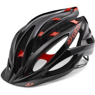 Giro Fathom, red/black - Fahrradhelm