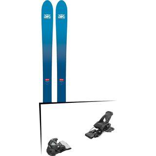 Set: DPS Skis Wailer F106 Foundation 2018 + Tyrolia Attack 13 solid black