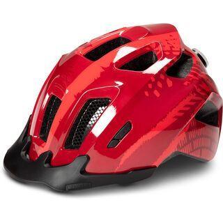 Cube Helm Ant red splash
