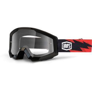 100% Strata, slash/Lens: clear - MX Brille