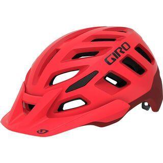 Giro Radix, matte red/dark red - Fahrradhelm
