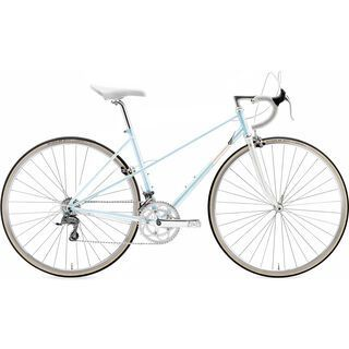 Creme Cycles Echo Solo Mixte 2016, sky blue - Rennrad