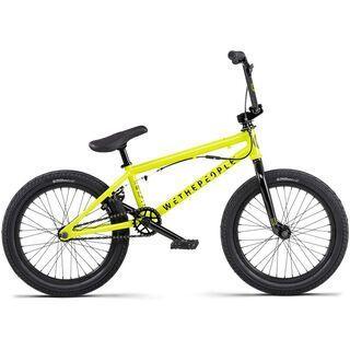WeThePeople CRS 18 FS 2020, metallic yellow - BMX Rad
