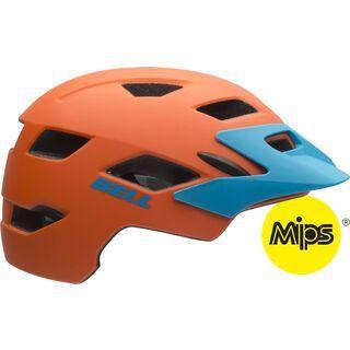 Bell Sidetrack Youth MIPS, matte orange - Fahrradhelm