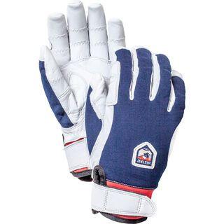 Hestra Ergo Grip Active 5 Finger, navy/offwhite - Skihandschuhe