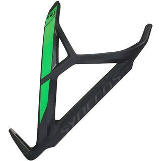 Syncros Composite 2.0, black/neon green - Flaschenhalter