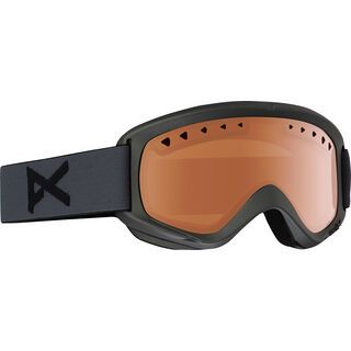 Anon Helix, stealth/amber - Skibrille